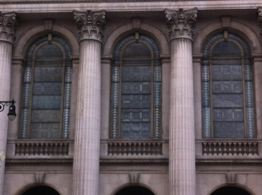 Synagogue on the Upper West Side