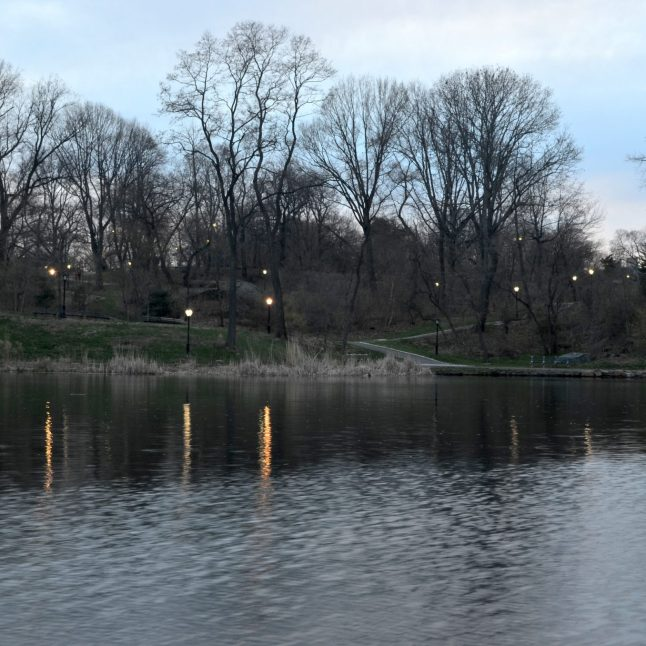 Dutch Meer in Central Park NYC