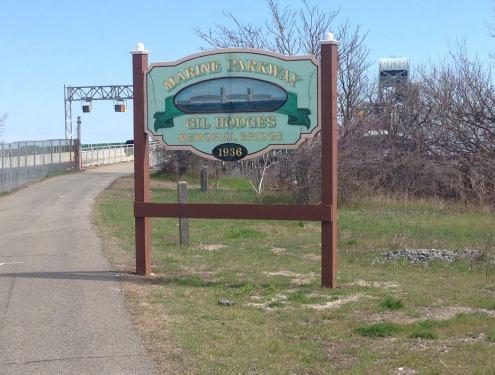 Brooklyn Bike Ride Marine Parkway-Gil Hodges Memorial Bridge