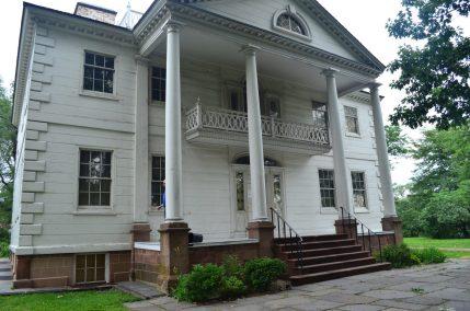 Morris-Jumel Mansion Built in 1775
