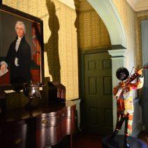 Portrait in the Morris Jumel Mansion