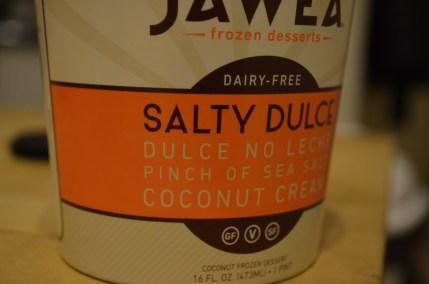 Jawea Frozen Dessert Salty Dulce