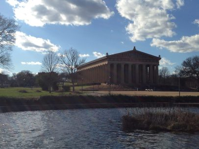 Parthenon:Lake