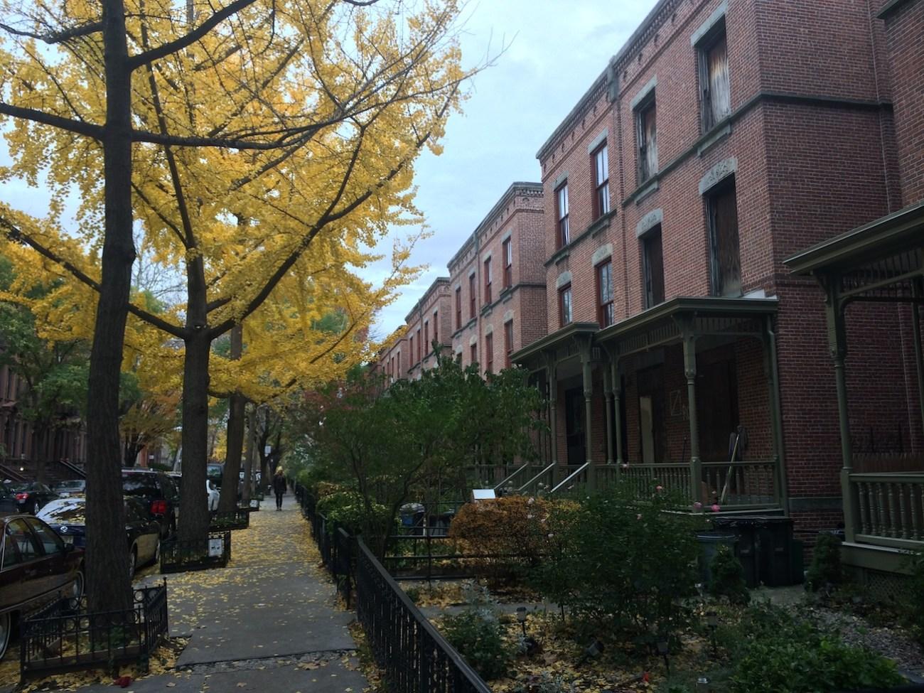 Astor Row