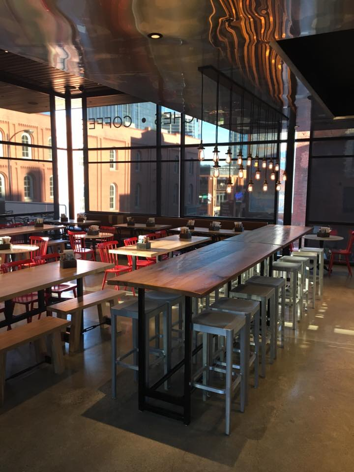 Cafe Lula in Nashville Tennessee