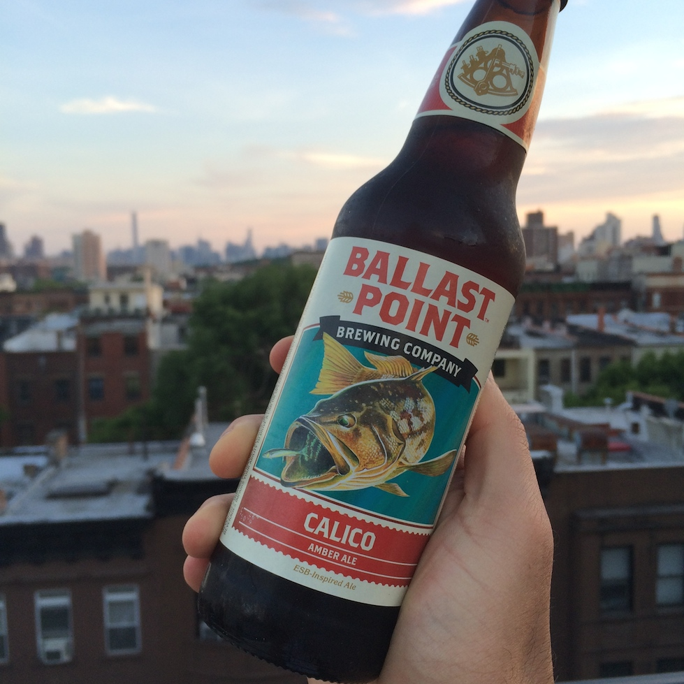 Summer Rooftop Beers from Ballast Point