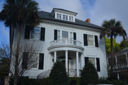 Colonial Home in Charleston