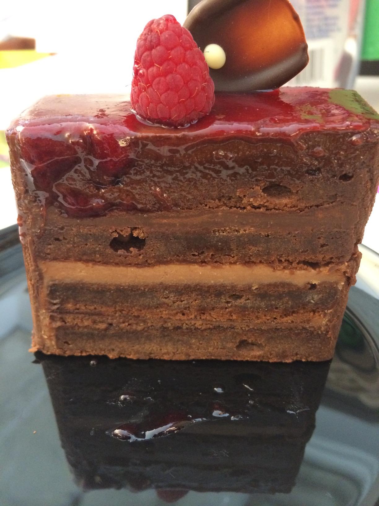 Lady M Chocolate Cake