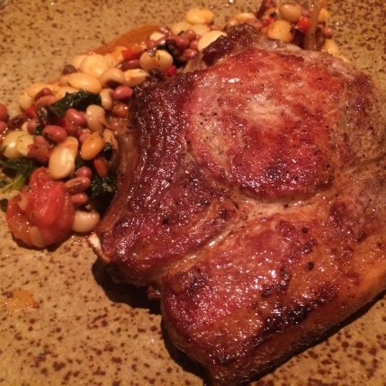 Pork Chop at Husk