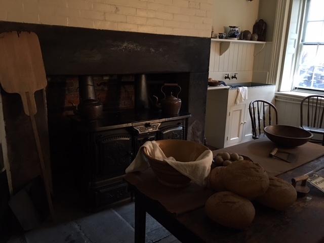 Merchant's House Kitchen
