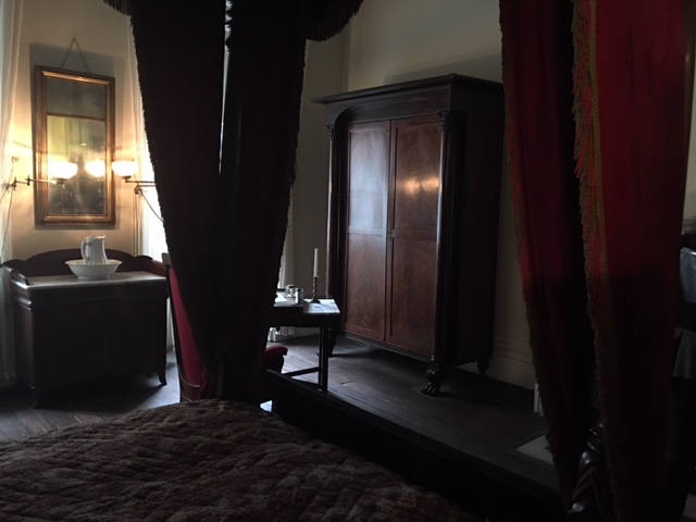 Private Bedroom at Merchant's House