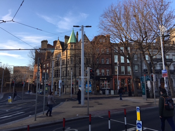 CIty Center Dublin