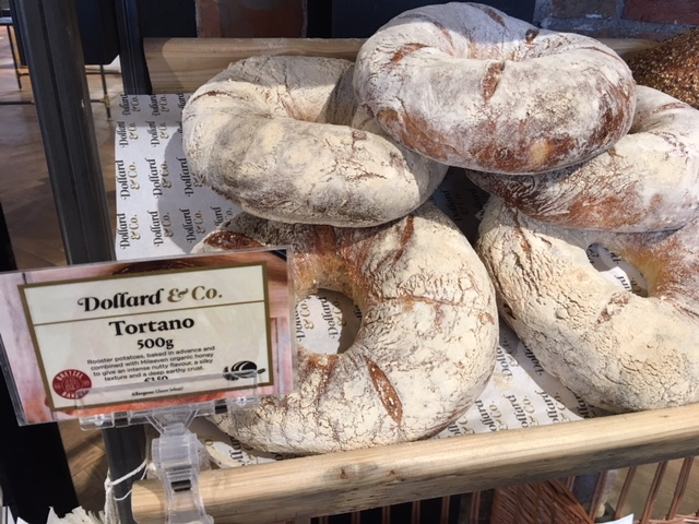 Irish Tortano Bread
