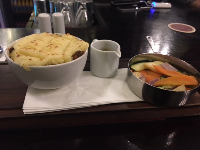 Shepherds Pie with Minced Lamb
