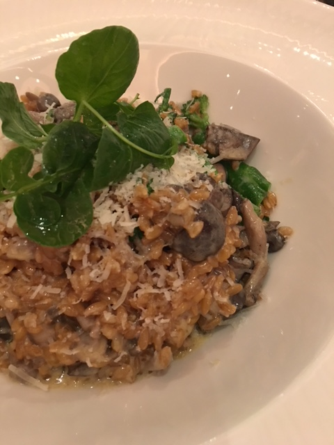 Spelt Risotto
