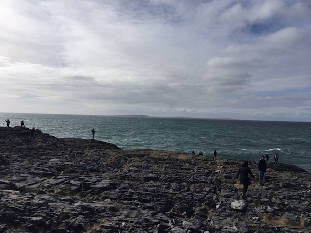 The Atlantic View from Ireland