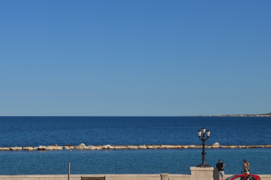 Adriatic from the Bari Coast