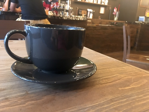 Monkey Cup Coffee Harlem