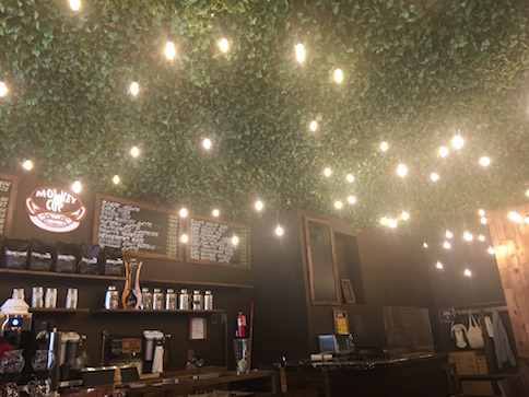 Monkey Cup Coffee Shop Harlem