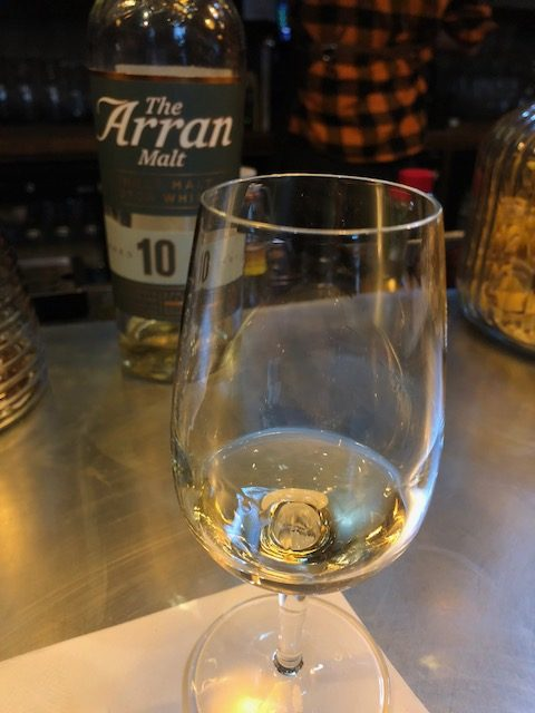 Scotch Tasting Arran Malt 10 Year Old