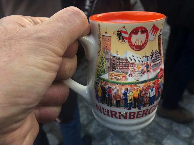 Nuremberg Gluhwein
