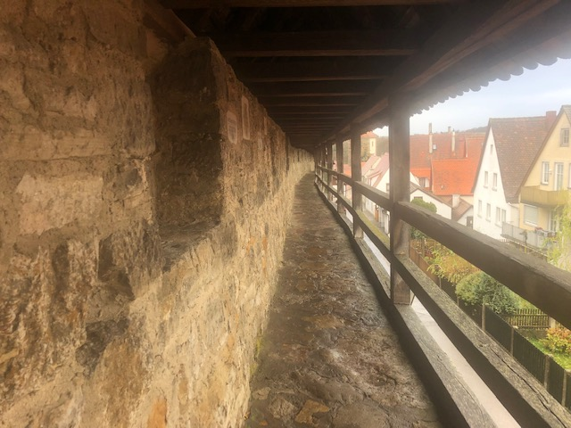 Rothenburg ob der Tauber Walled City