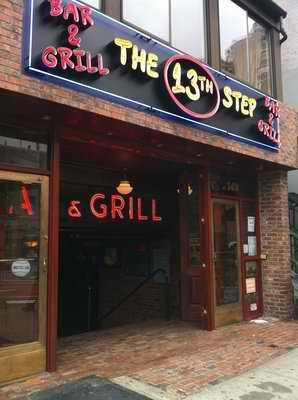 The 13th Step Exterior Bar and Grill
