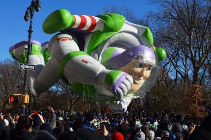 Macy's Thanksgiving Day Parade 3