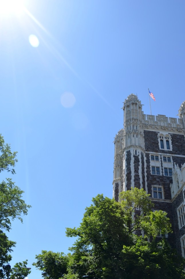 City College of New York Neo Gothic Architecture