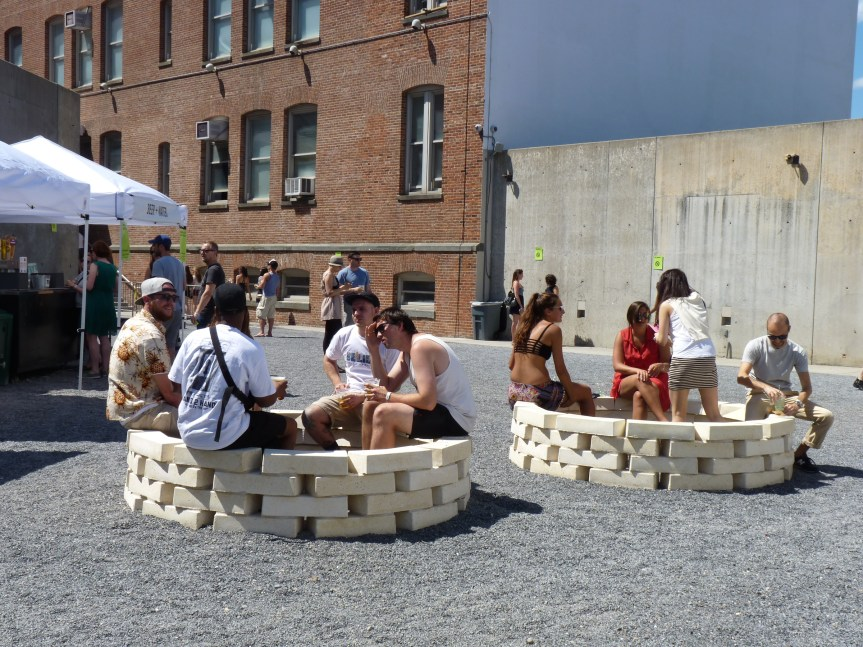 outdoors 3 MoMA PS1