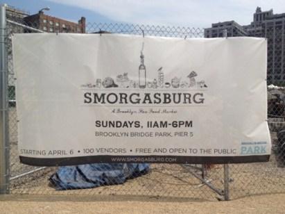 Smorgasburg Brooklyn Bridge Park
