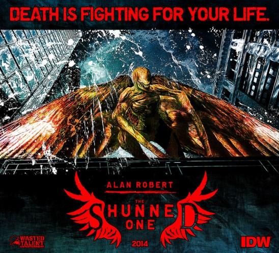 The Hunne One by Alan Robert