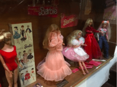 Little Toy Museum Singapore Barbies