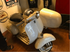 Scooter at Toy Museum in Singapore
