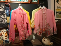 Vintage Clothes at Toy Museum