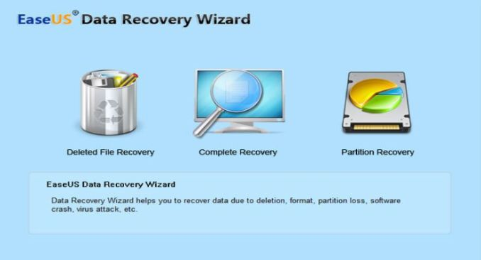 EASEUS Data Recovery Wizard 12.8.0 Crack With License Code