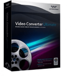 Wondershare Video Converter Ultimate 10.4.2.194 + Crack Free Download