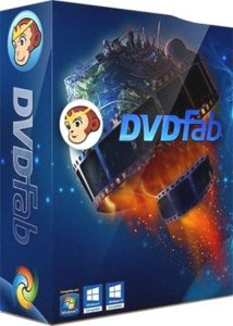 DVDFab 11.0.1.7 Crack With Activation Key