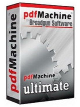 PDFMachine Ultimate 15.26 Full License Key