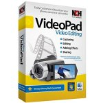 VideoPad Video Editor 7.04 Crack With Registration Code Free Download