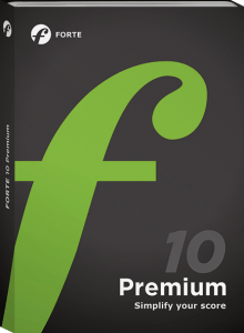 FORTE 10 Premium 10.0.5 Crack incl Activation Key Free Download