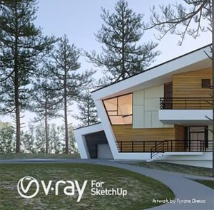 VRay for SketchUp 2019 Crack With Keygen Mac/Win Free Download