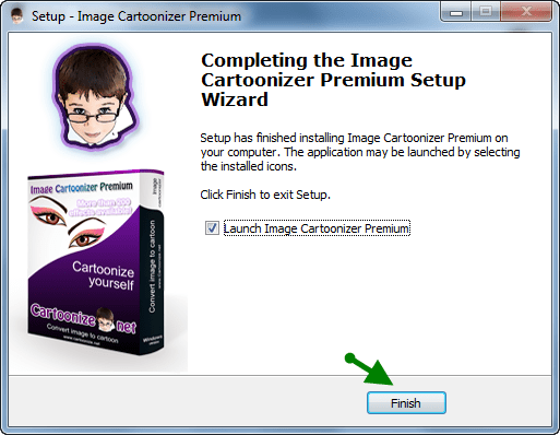 Image Cartoonizer Premium 1.9.9 With Crack Full Version