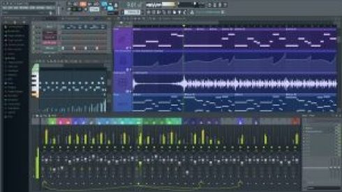 FL Studio 20.7.3.1987 Crack + Keygen Full Torrent Download 2021