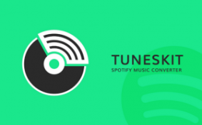 TunesKit Spotify Converter Crack 2.1.0 With Serial Keys Full Download 2021
