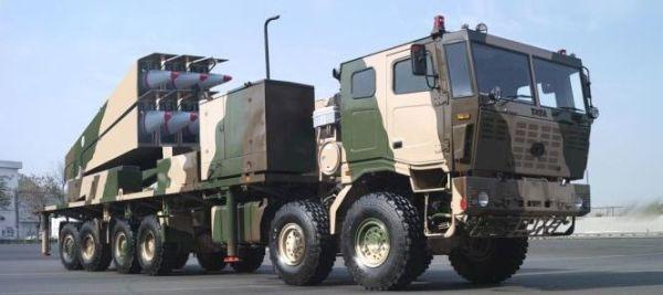 Prahaar Short Range Tactical Ballistic Missile - Full ...