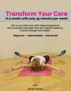 Transform Your Core Title Page