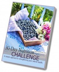 book only icon 30 day nutrition