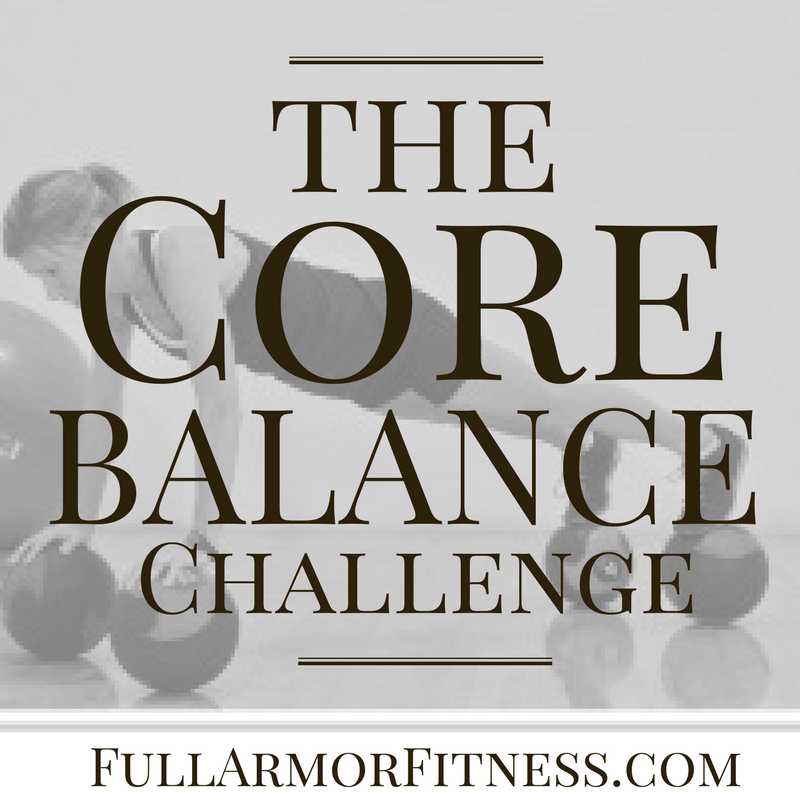 Core Balance Workout – No Crunches!
