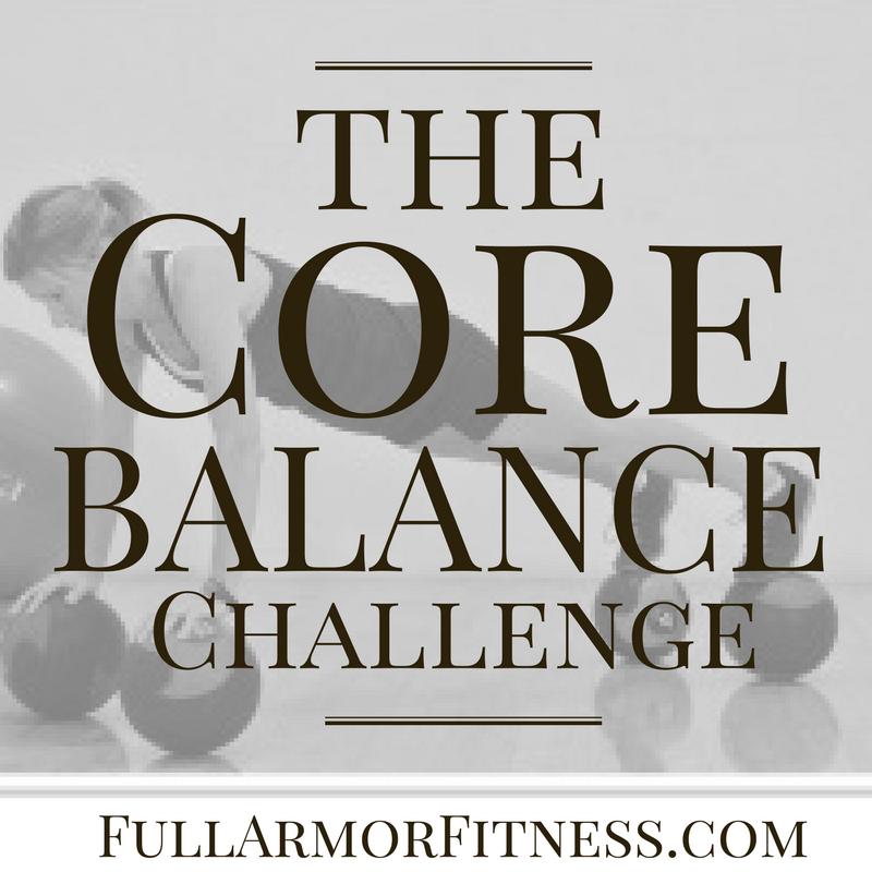 Core Balance Workout – No Crunches!
